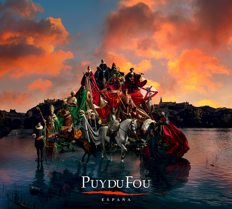 Puy du Fou EL SUENO DE TOLEDO