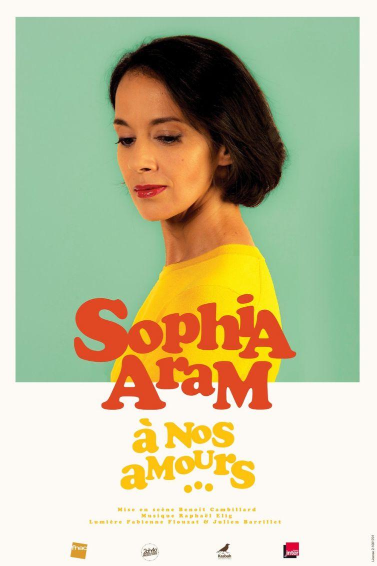 SOPHIA ARAM – À nos amours