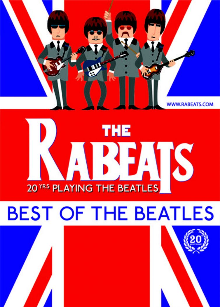 THE RABEATS – Best of the Beatles