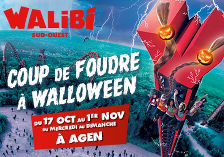 WALIBI – Offre spéciale WALLOWEEN