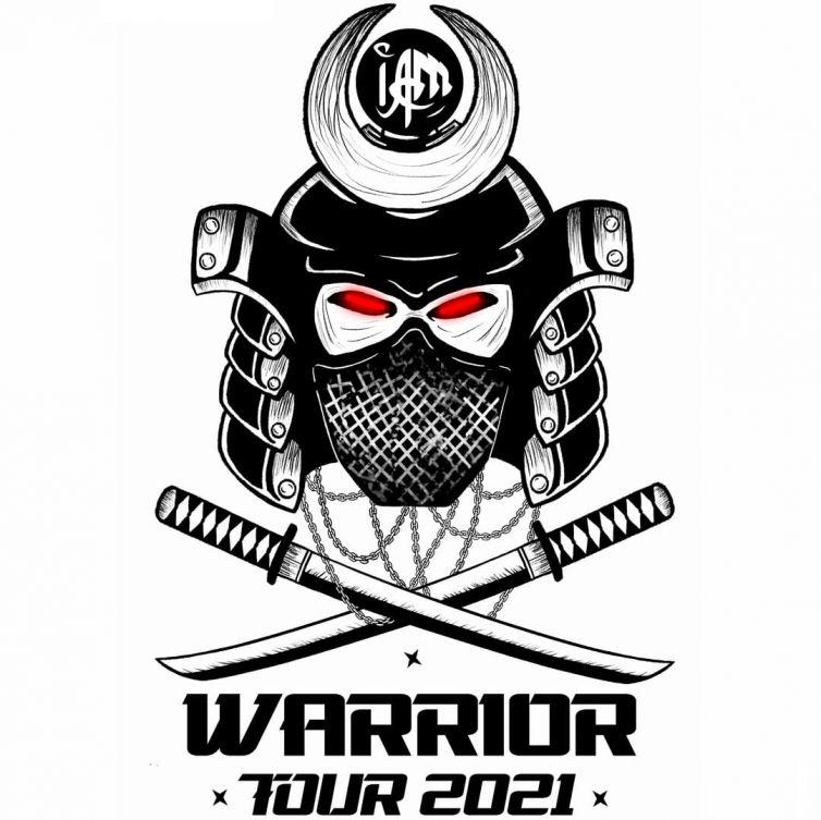 IAM – WARRIOR TOUR 2021