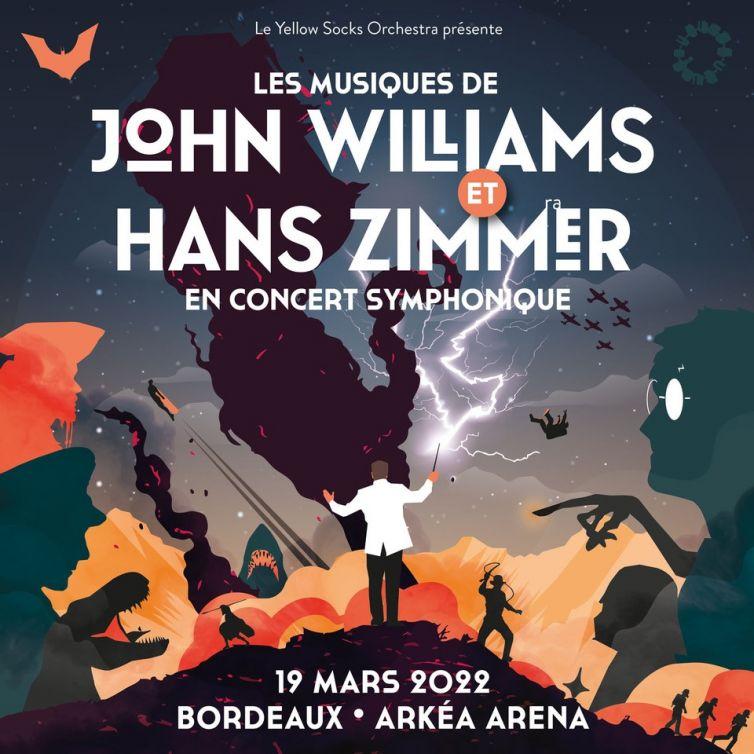 LES MUSIQUES DE JOHN WILLIAMS & HANS ZIMMER