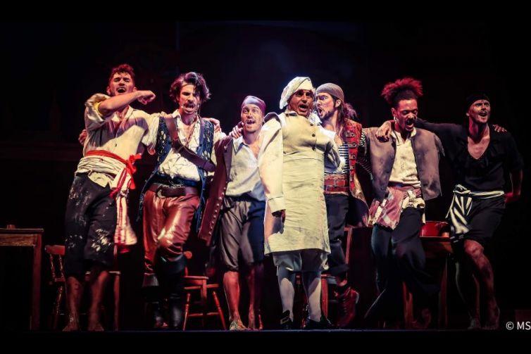 Pirates – Le destin d'Evan Kingsley